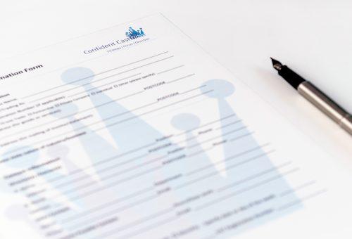 Customr Information Form